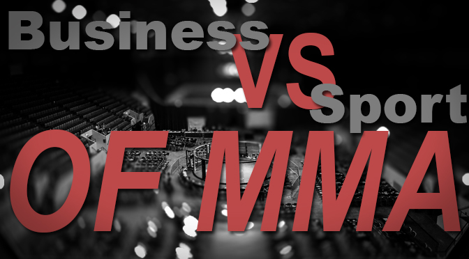 Is the Business of MMA Destroying the Sport?