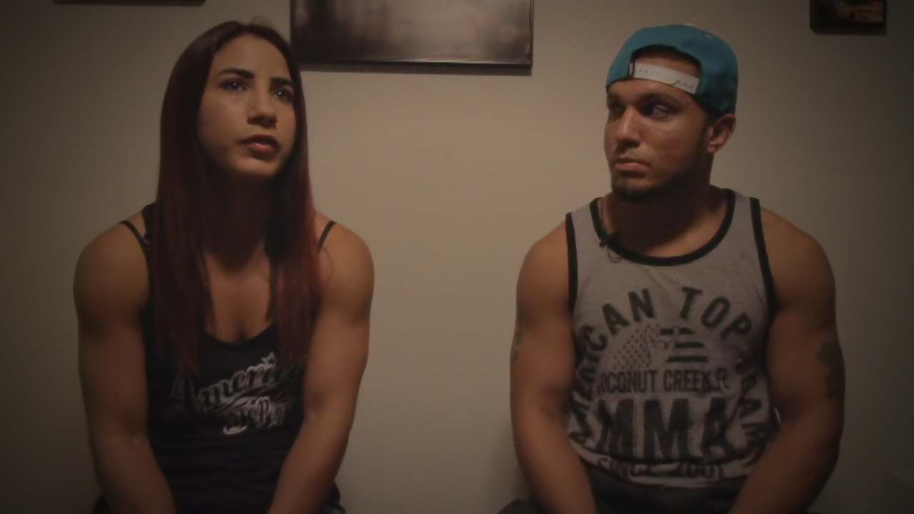 Meet a Fighter – Tecia Torres & Andrew Whitney
