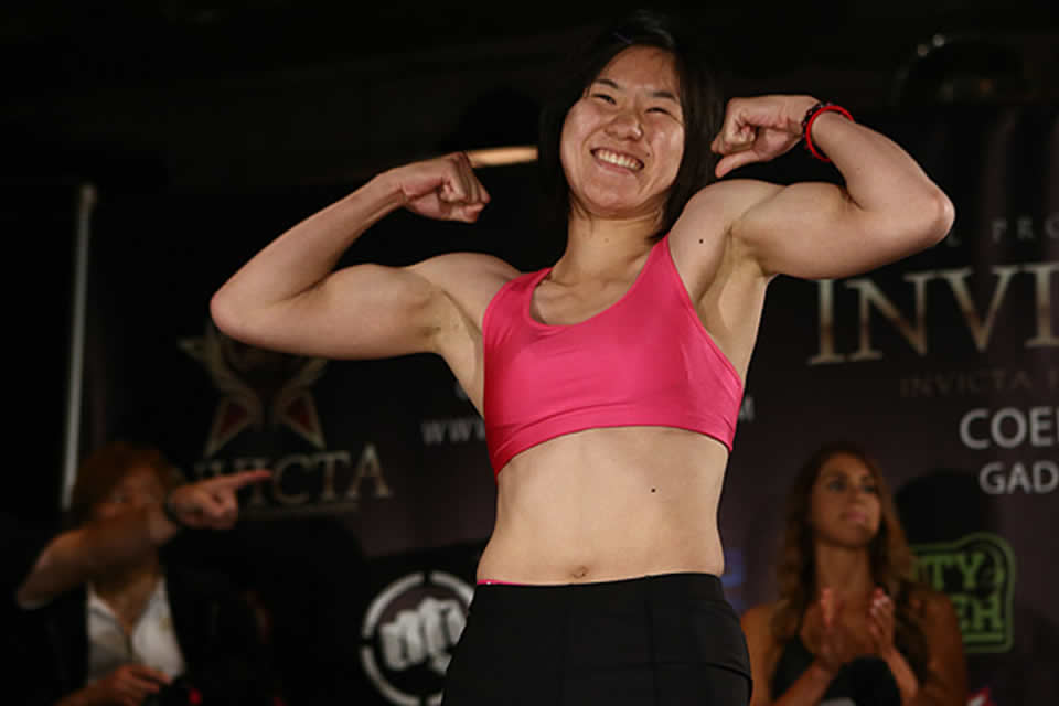 Watch For These Female Strawweight Prospects