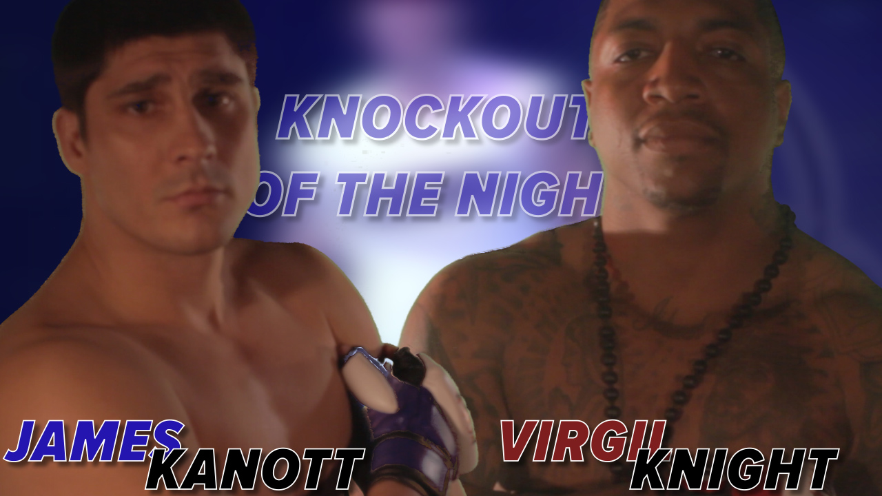 Kanott vs Knight KO of the night