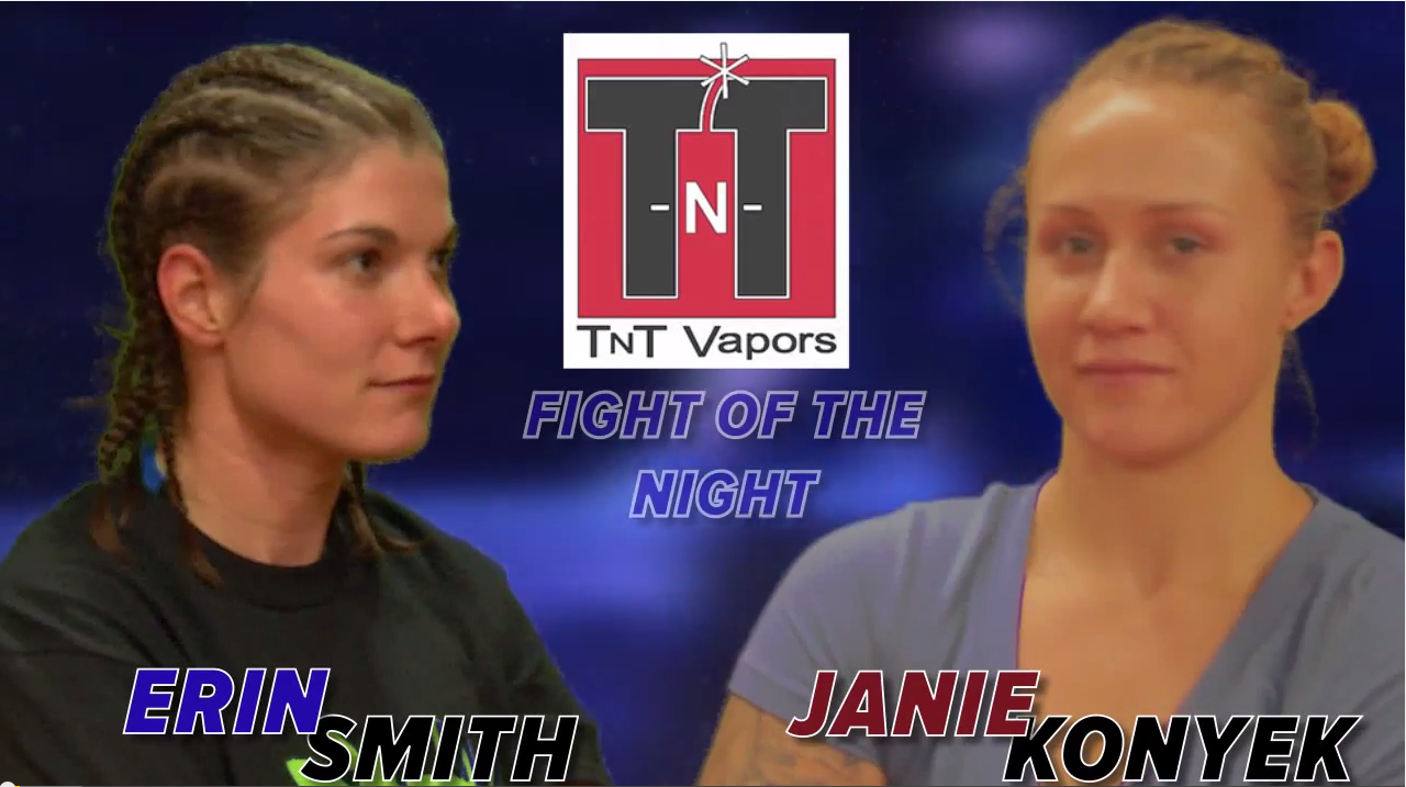 Erin Smith vs Janie Konyek