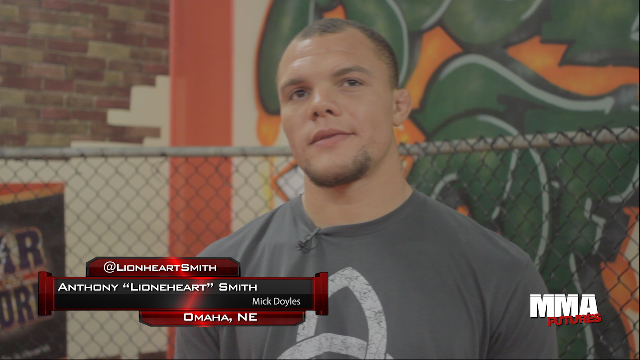 Anthony Smith talks changing gyms and his goals