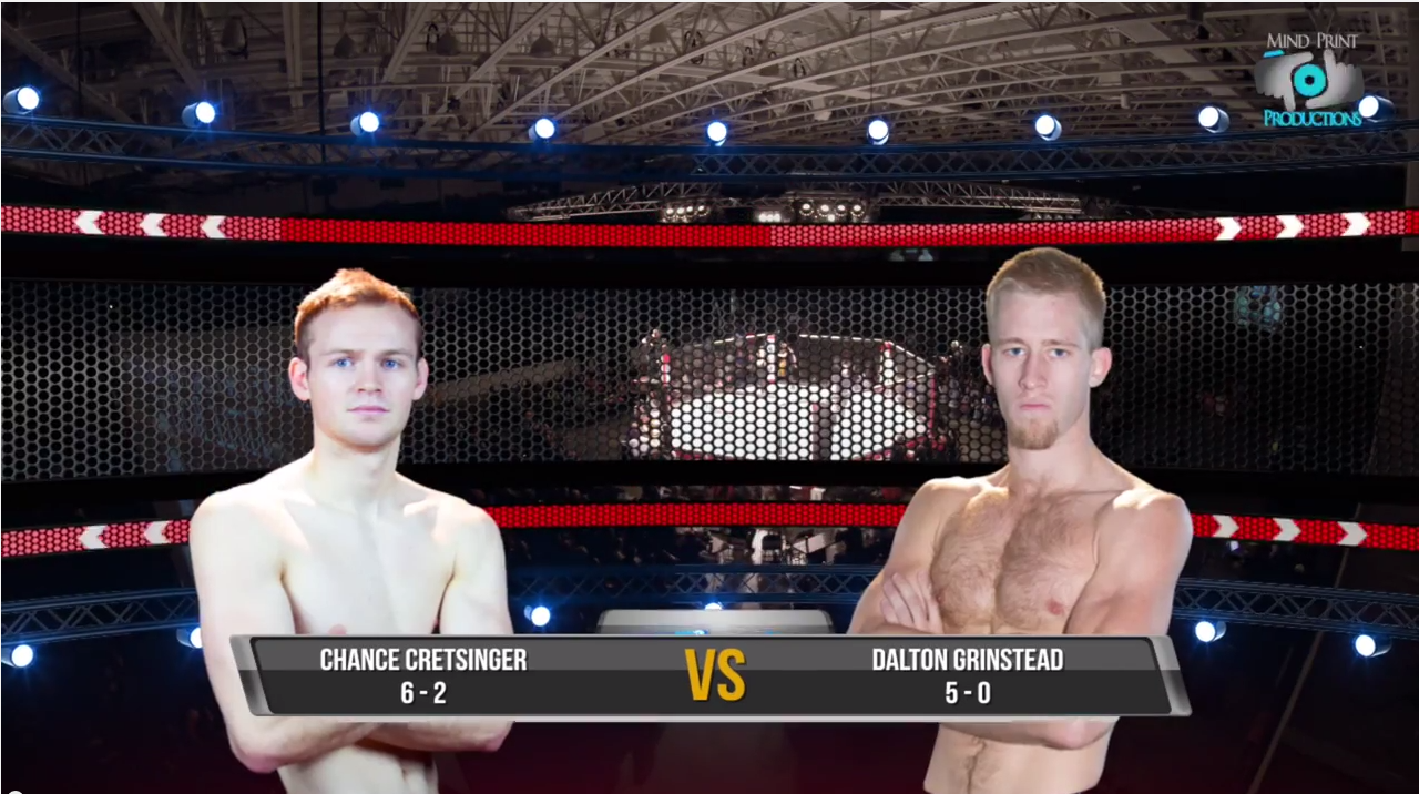 Chance Cretsinger VS Dalton Grinstead