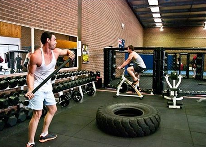 MMA Strength and Conditioning