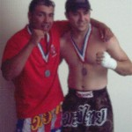 Me and my opponent 2004