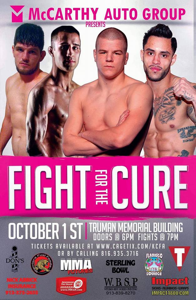 Fight For a Cure Poster
