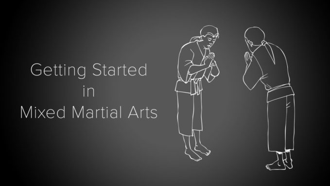 Getting Started in MMA