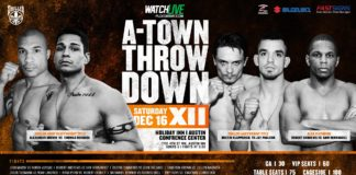 A-Town throwdown XII