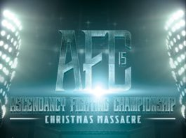 AFC 15 Poster