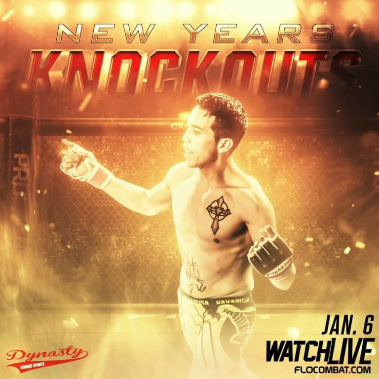 Dynasty Combat Sports 39: New Years Knockouts