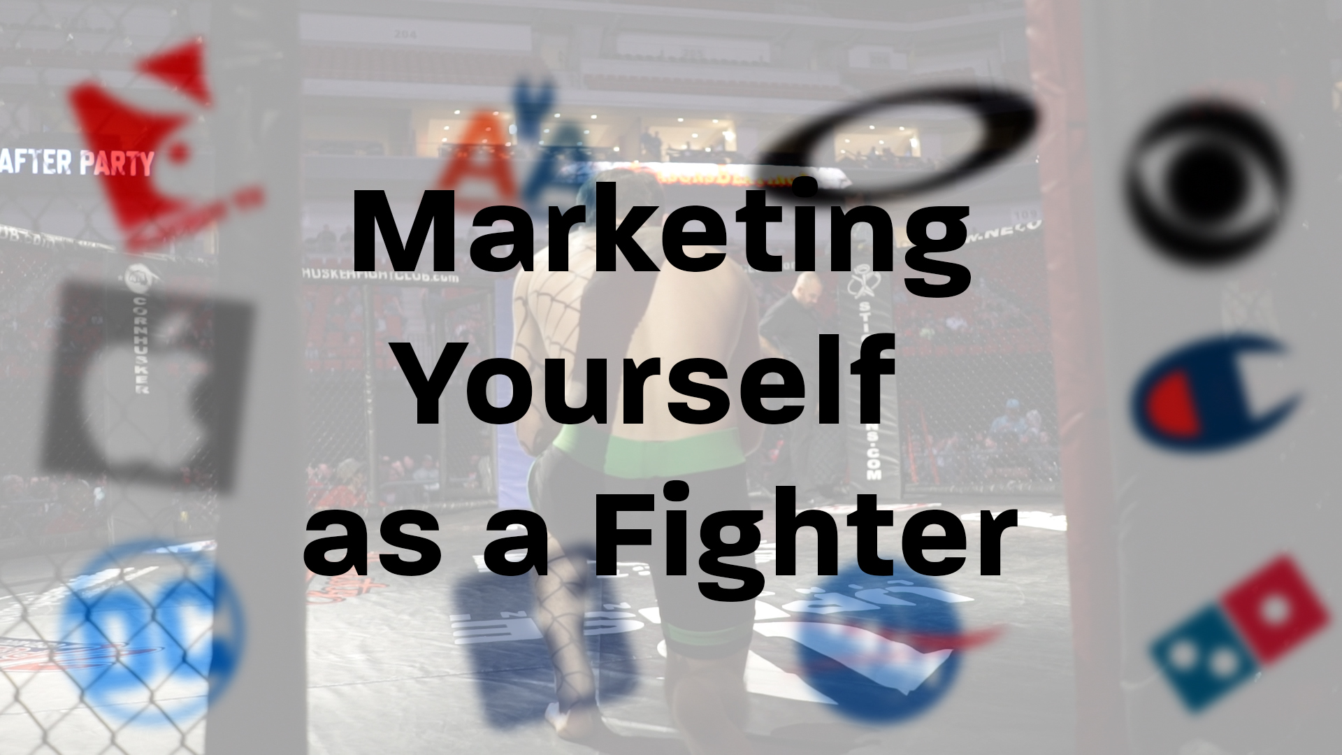 Marketing as a Fighter