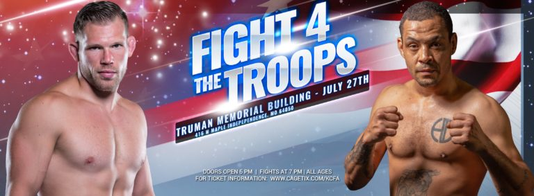 Kansas City Fighting Alliance 34 – Fight 4 the Troops