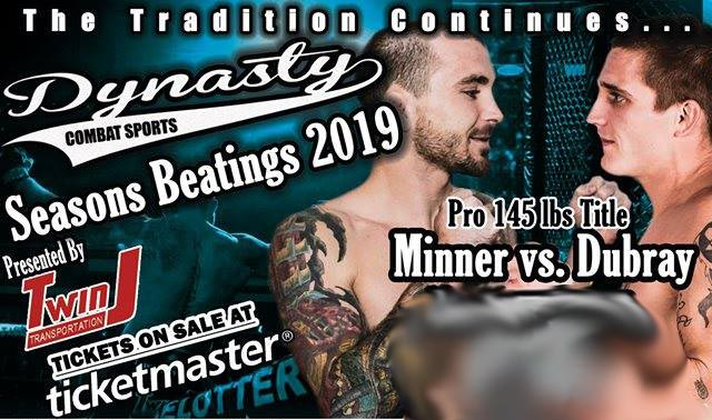 Dynasty Combat Sports 48 Results: Darrick Minner Retains Title