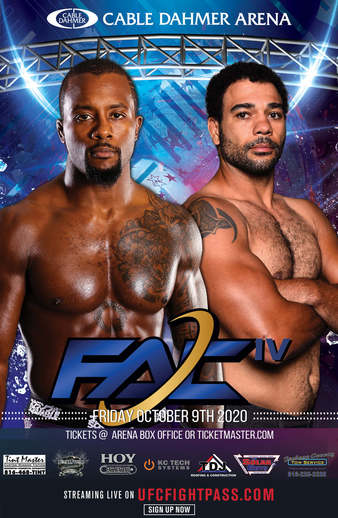 MMA Futures To Stream FAC MMA Fight Night This Friday