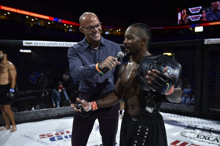 Fighting Alliance Championship 4 Results: Jason High With Win