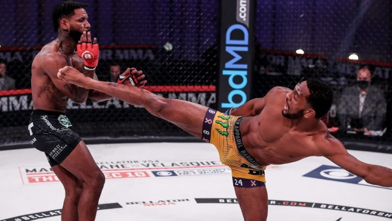 Raufeon Stots With Another Bellator Victory