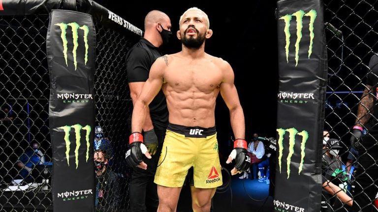 UFC 255 Sees Pair Of Successful Title Defenses At Flyweight