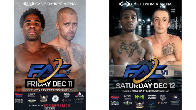 Fighting Alliance Championship 5 and 6