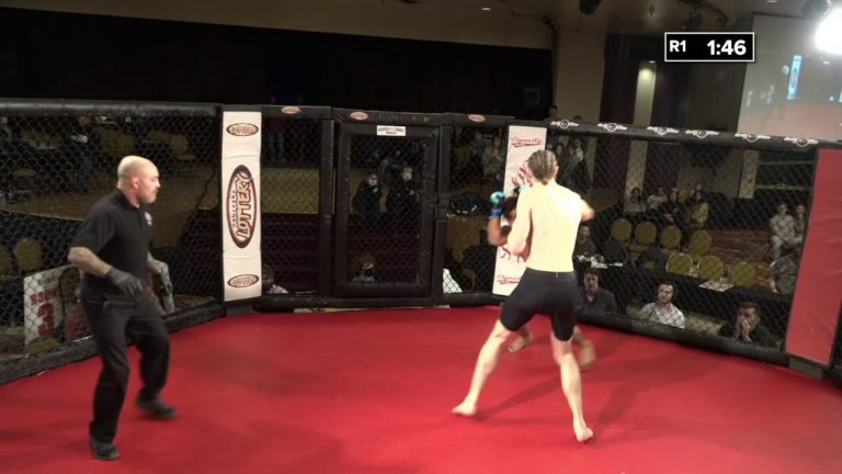 Dynasty Combat Sports 65 Replay: Danny Andrade Vs. Broderick Fielding